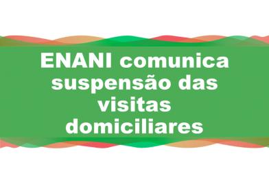 ENANI conclui coleta de dados em todo território nacional